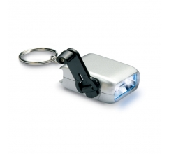 Mini dynamo LED zaklamp bedrukken
